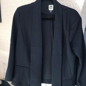 Anne Klein Navy Jacket